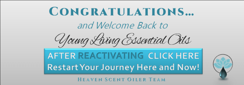 reactivating congratulations let the journey begin