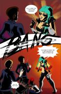 BladeChick comic update,