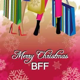 Merry Christmas BFF