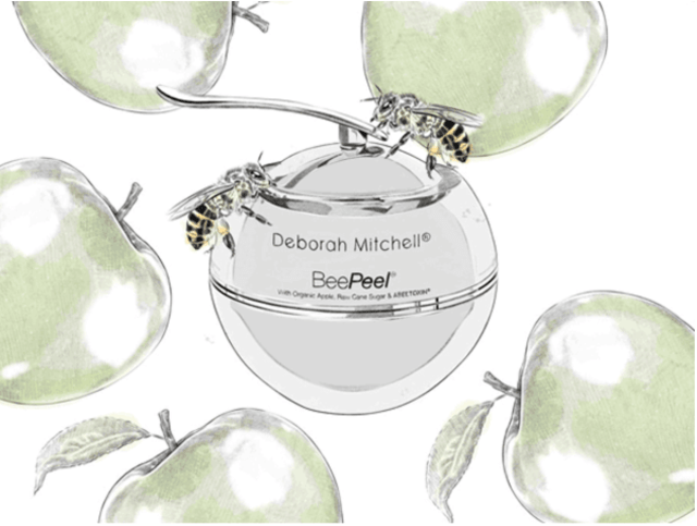 Heaven Skincare by Deborah Mitchell Award Winning Organic Skincare with Abeetoxin