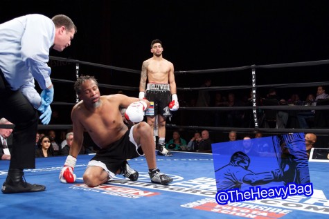 Mike Jimenez gets the job done to move to 19-1, 13 KO