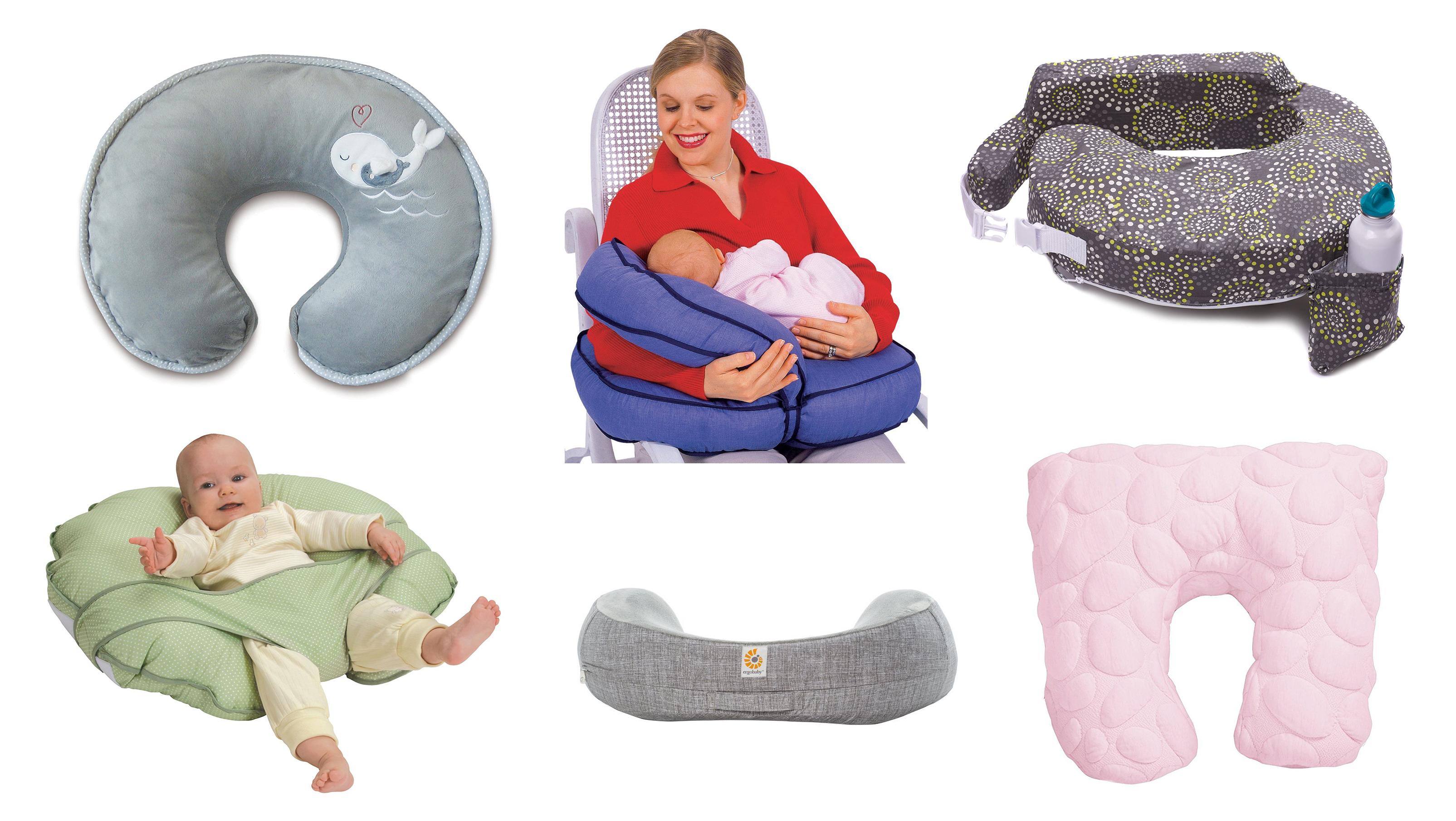 best nursing pillows for new moms