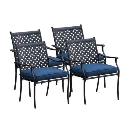15 best wrought iron patio furniture