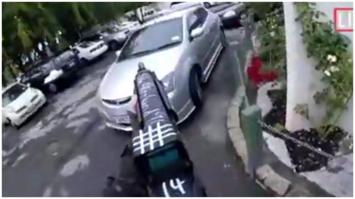 Brenton Tarrant Facebook Live Video Shows Mosque Shooting Heavy Com