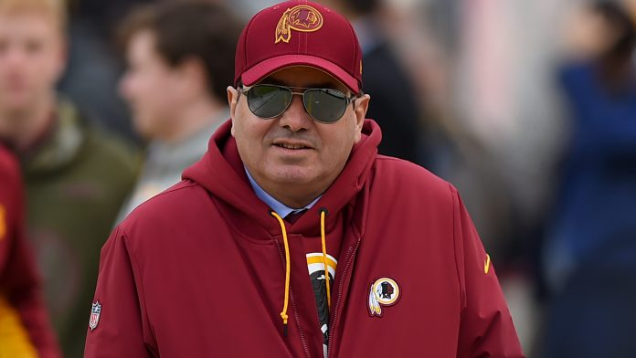 lavar arrington dan snyder cant look at players