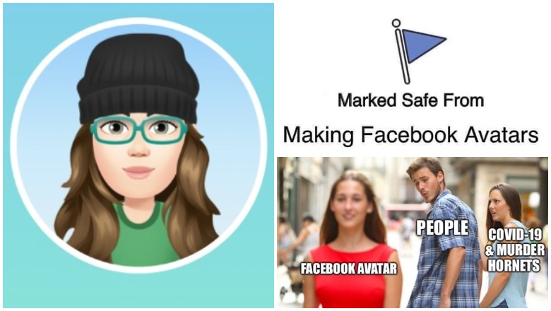 Facebook Avatar Memes Best Funny Jokes About The New Trend Qnewshub