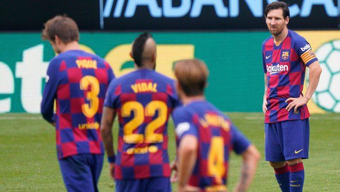 Barcelona vs Atletico Madrid watch