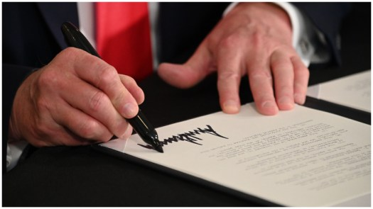 Can Trump Legally Issue Executive Orders on Economic ...