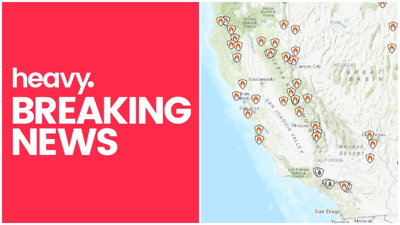 150 rows· 03/07/2021· as storms strike, this interactive map is your guide to impacts and damage … California Fire Map Fires Evacuations Near Me Sept 7 Heavy Com