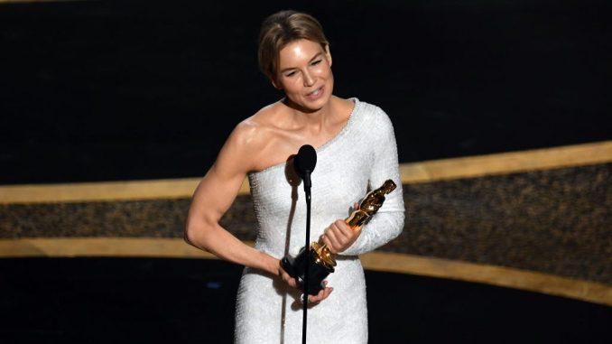 Renee Zellwegger Oscars