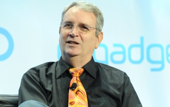 David Gerrold speaks onstage at Engadget Expand NY 2013 at Jacob K. Javits Convention Center on November 10, 2013 in New York City