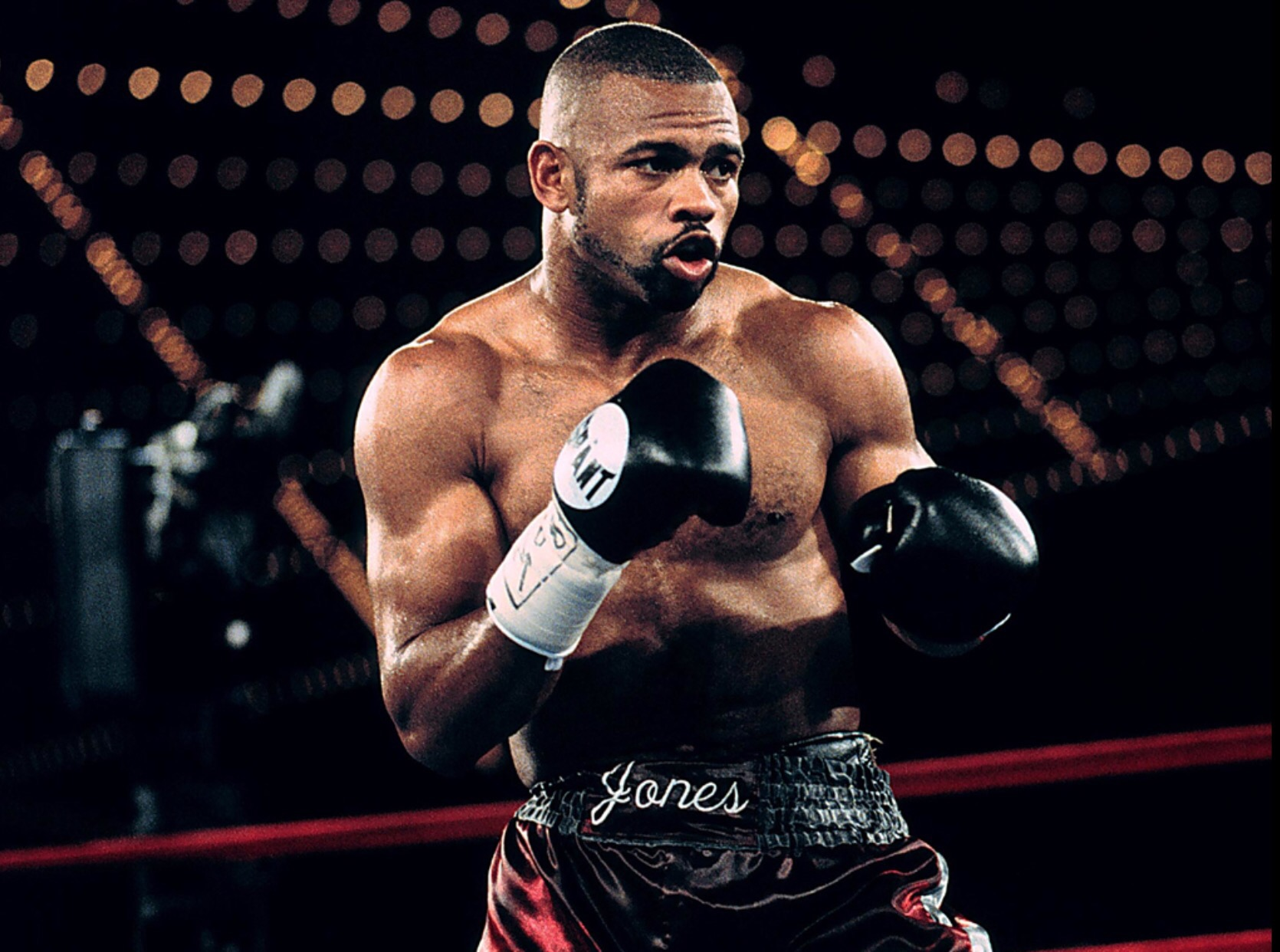 roy jones jr fight boxing boxer worth fights bobby quotes gunn training workout stance boxers muscle famous legend amateur street