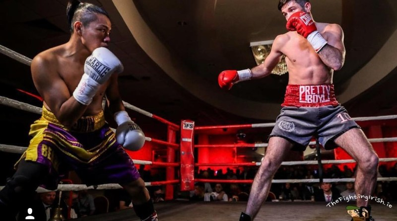 """The king is going to take his throne this year, sit back and watch"" – Declan Geraghty wins convincingly to set up mega fight in March"