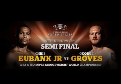 George Groves vs Chris Eubank Jr. World Boxing Super Series Semifinals