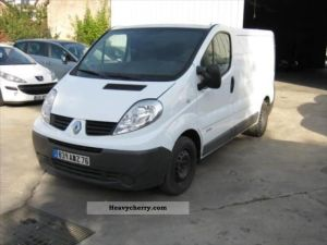 Renault Trafic 20 DCI 115 FOURGON L1H1 Confort 1200 KG