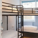 Double Decker Beds For Hostels Sturdy Bunk Beds For Adults
