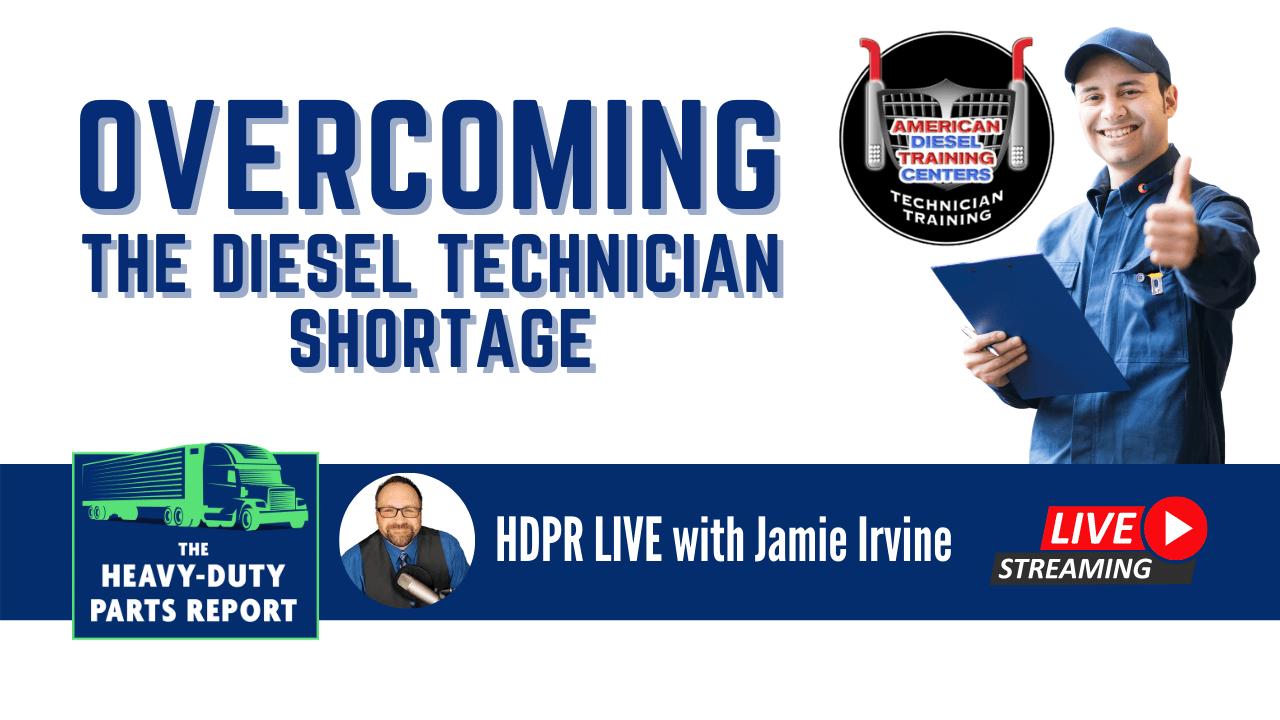 Jamie Irvine interviews Aaron Picozzi from American Diesel Training Center