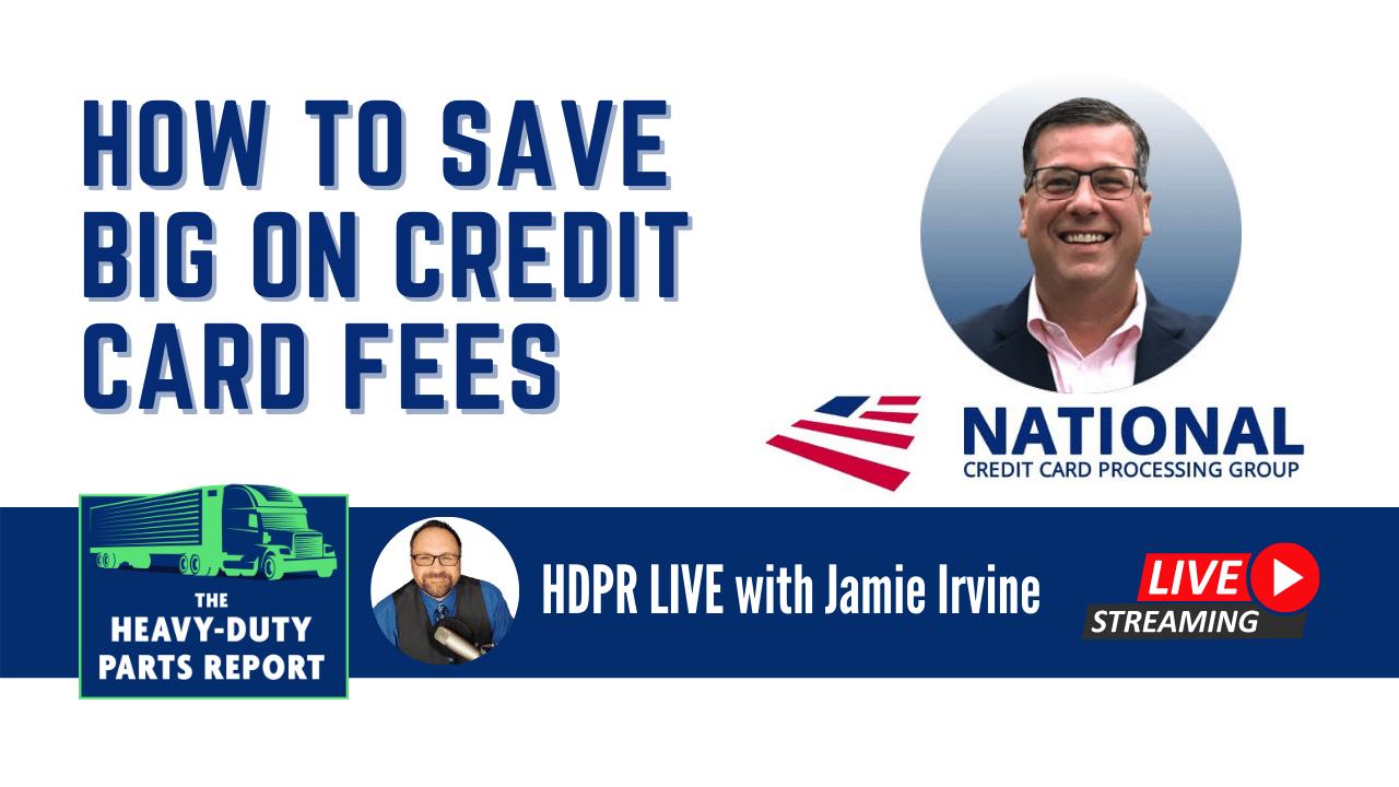 Kamie Irvine interviews Peter Brickman about credit card fees.