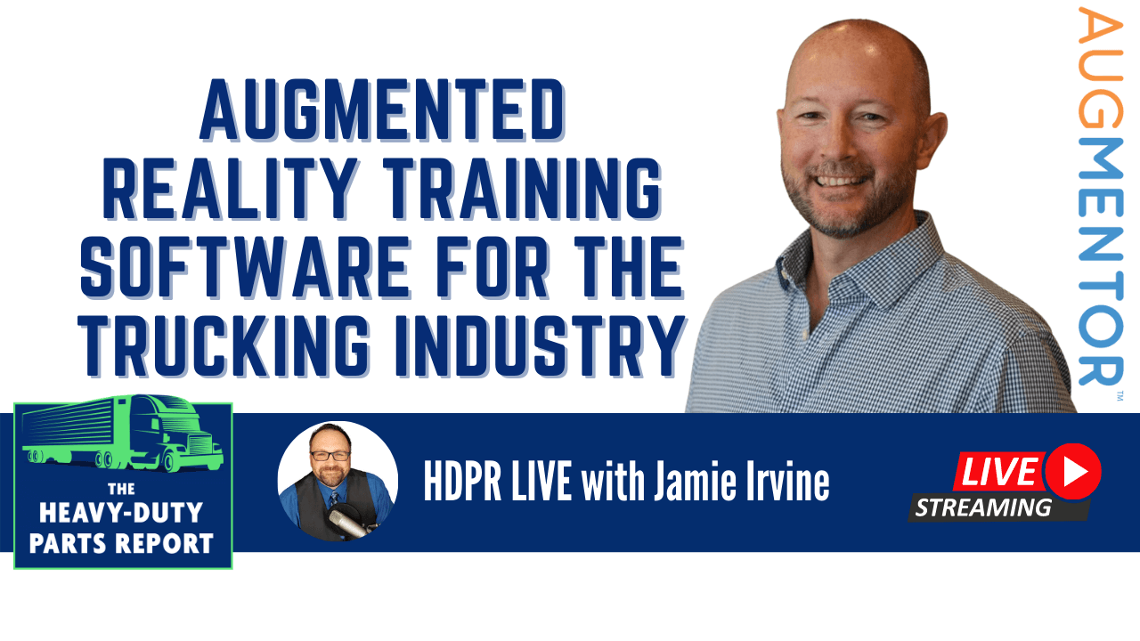 Augmented Reality Training Software for the Trucking Industry
