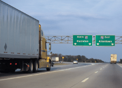 Commercial Fleets travel across state lines.