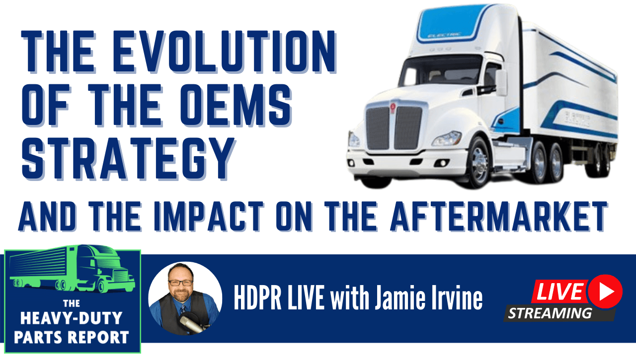 Jamie Irvine interviews John Adami on HDPR Live