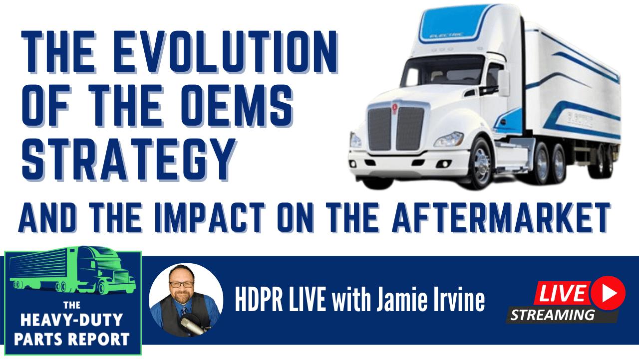 Jamie Irvine interviews John Adami on HDPR Live