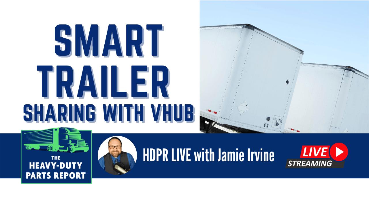 Jamie Irvine interviews Matthew Leffler who is the VP of vHub