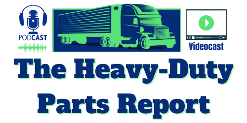 The Heavy-Duty Parts Report Logo