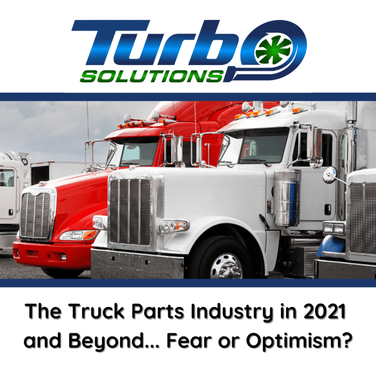 Jamie Irvine hosts a Turbo Solutions Webinar about Truck Parts