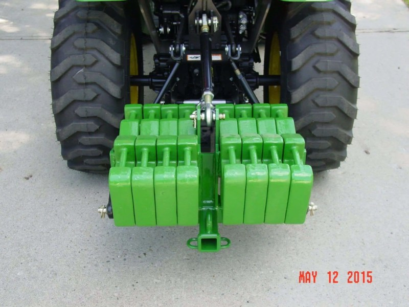Tractor-Hitch-Attachment-Weight-Cart