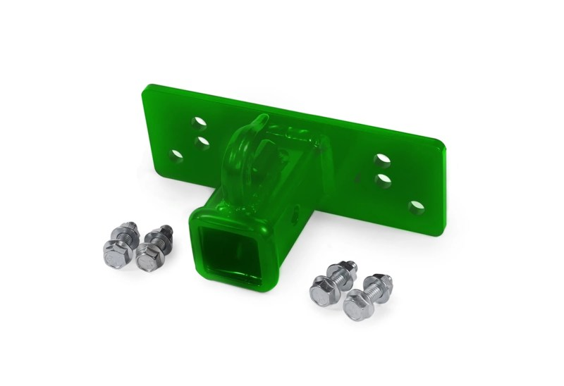 Compact-tractor-front-receiver-hitch-John-Deere