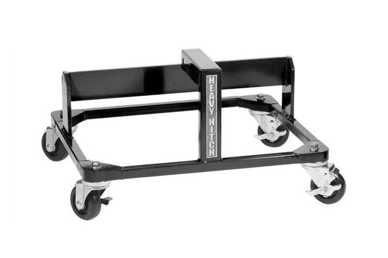 Utility-compact-tractor-Hitch-Suitcase-Weight-Cart