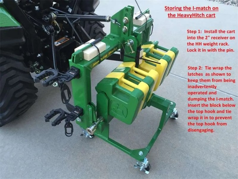 Hitch-Suitcase-Weight-Cart-tractor-attachment-utility-equipment