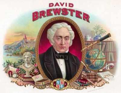 Brewster cigar box