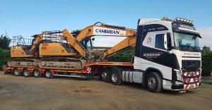 Heavy Machinery Transport UK