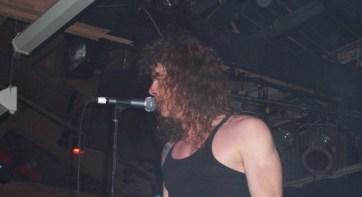 "Bobby ""Blitz"" Ellsworth, Joe's Bar, Chicago, IL 4-17-05. Picture by Heavy Metal Feline."