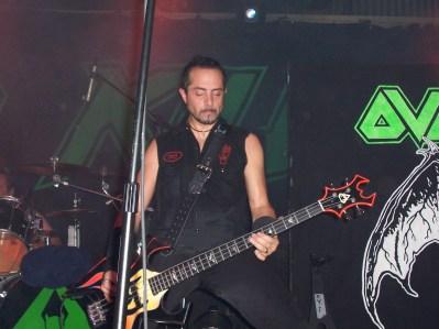 D.D. Verni, Joe's Bar, Chicago, IL 4-17-05. Picture by Heavy Metal Feline.
