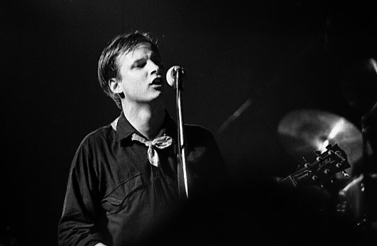 XTC's Andy Partridge. Photo by Jean-Luc Ourlin via Wikimedia Commons