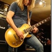 DOUG ALDRICH GODPS GUITAR / MARSHALL AMP CLINIC Go DPS MUSIC NEWBURY PARK 12/19/2013