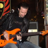 BRUCE KULICK ESP GUITAR CLINIC IN CAMARILLO, CA Wednesday, April 8, 2015