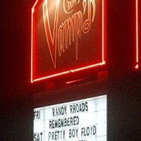 RANDY RHOADS REMEMBERED Celebration at COUNT'S VAMP'D Las Vegas,NV 3/24/2017