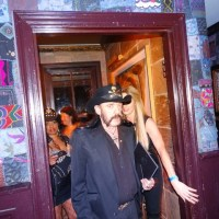 Larger Than Life  Lemmy Kilmister Mural Debuts at Lemmy's Lounge at Sunset Strip's Rainbow Bar and Grill