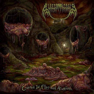 Blastomycosis – Covered in Flies and Afterbirth