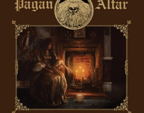 Pagan Altar - The Room Of Shadows