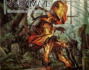 Pyramaze – Melancholy Beast