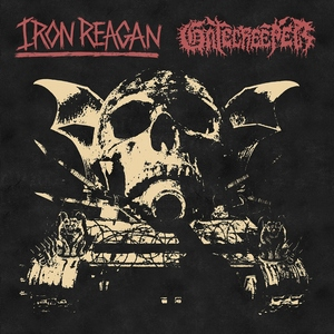 Iron Reagan/Gatecreeper - Split