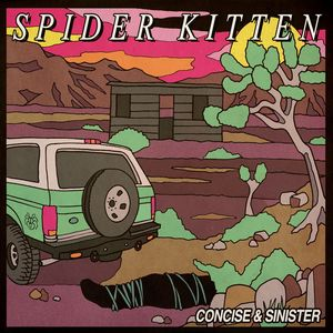 Spider Kitten – Concise and Sinister