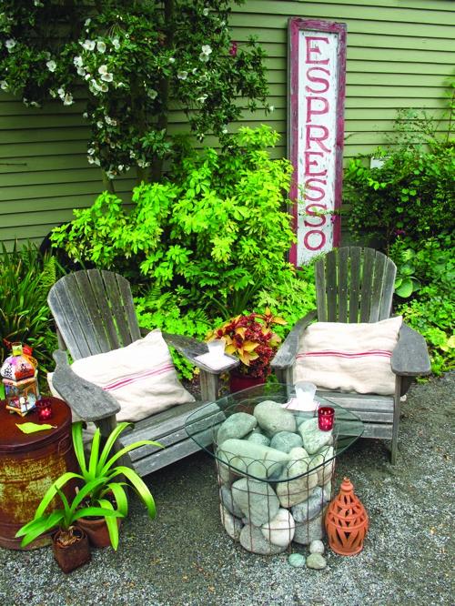 Heavy Petal » Handmade Garden Projects on Handmade Diy Garden Decor  id=60962
