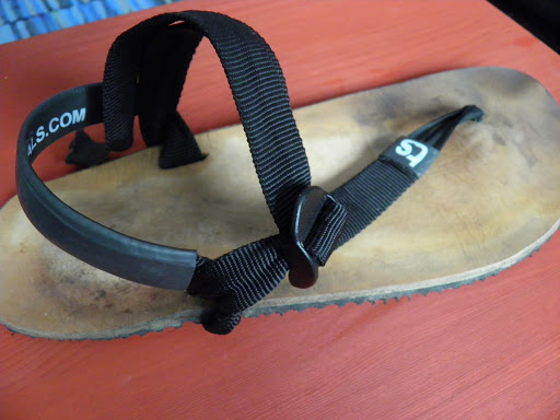 Tanner Sandals: The Answer - 2mm od ideału