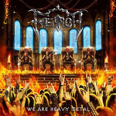 Feanor - We Are Heavy Metal